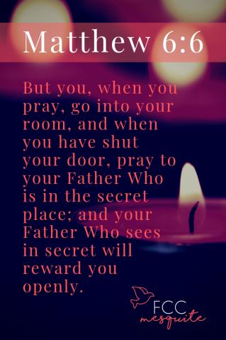 Matthew 6_6 Verse Img FCC PIN